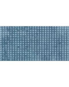 Blue Decor Wall Tile 150mm x 300mm - Brooklyn Range | Tiles360