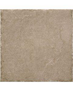 Light Brown 450x450mm Porcelain Indoor or Outdoor Stone Effect Floor Tile |Tiles360