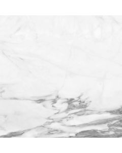 White and Grey Marble Effect Floor Tile - Classica Range | Tiles360