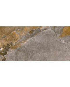 Slate Effect Wall and Floor Tile - Mixed Earth |Tiles360