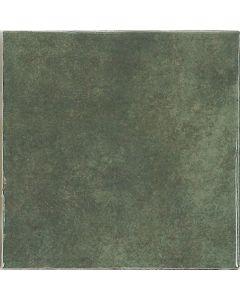 Green Glossy Retro Square Wall Tiles - Gemma Range |Tiles360