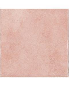 Pink Glossy Retro Square Wall Tiles - Gemma Range |Tiles360