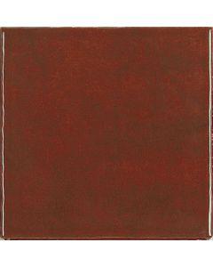 Ruby Red Glossy Retro Square Wall Tiles - Gemma Range |Tiles360