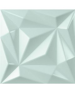 Mint Green 3D Feature Wall Tile 150mm x 150mm - Honor | Tiles360