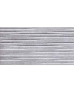 Grey Decor Bathroom Wall Tile - Iberia Range | Tiles360