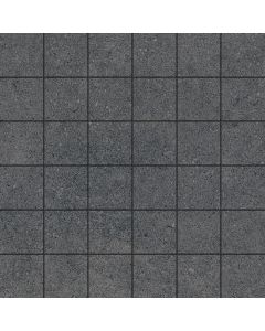 Stone Effect Tile Mosaic Grey - Kram Range | Tiles360