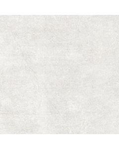 Stone Effect Tile White 600 x 600mm - Kram Range | Tiles360