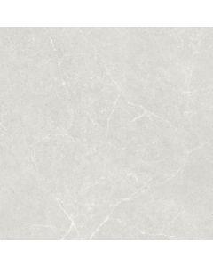 White Stone Effect Tile 600x600mm -La Borrasca Range   Tiles360
