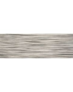 600mm x 200mm Grey Decor Bathroom Wall Tile - Lazio Range | Tiles360