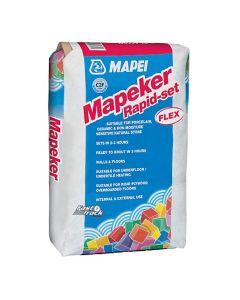 Flexible Rapid Set Adhesive Grey 20Kg Mapeker | Tiles360