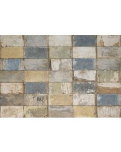 Rustic Effect Wall and Floor Tiles Puerto Rico Mix | Tiles360