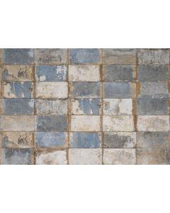Rustic Effect Wall and Floor Tiles Puerto Rico Sky | Tiles360