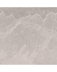 Grey Stone Effect Porcelain Floor Tile - Snowdon Range | Tiles360