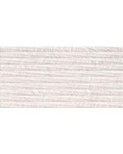 Light Grey Stone Effect Decor Wall Tile - Snowdon Range | Tiles360