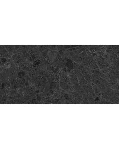 Black Porcelain Wall and Floor Tile  - Space Range | Tiles360