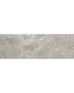 Decorative Feature Wall Tile in Grey - Tropic Range | Tiles360