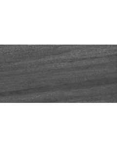 Indoor and Outdoor Stone Effect Tile Anthracite - Vision Range | Tiles360