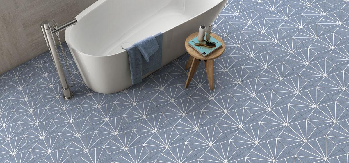 Bathroom Floor Tiles