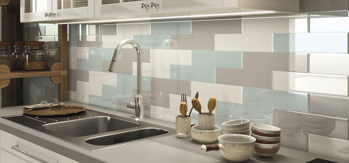 Metro Kitchen Tiles